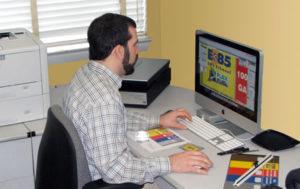 In-House Pre-Press, Art, & Design - Nu-Art Graphics